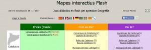 mapes iteractius