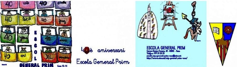La promoció de 2005 de l'escola G. Prim