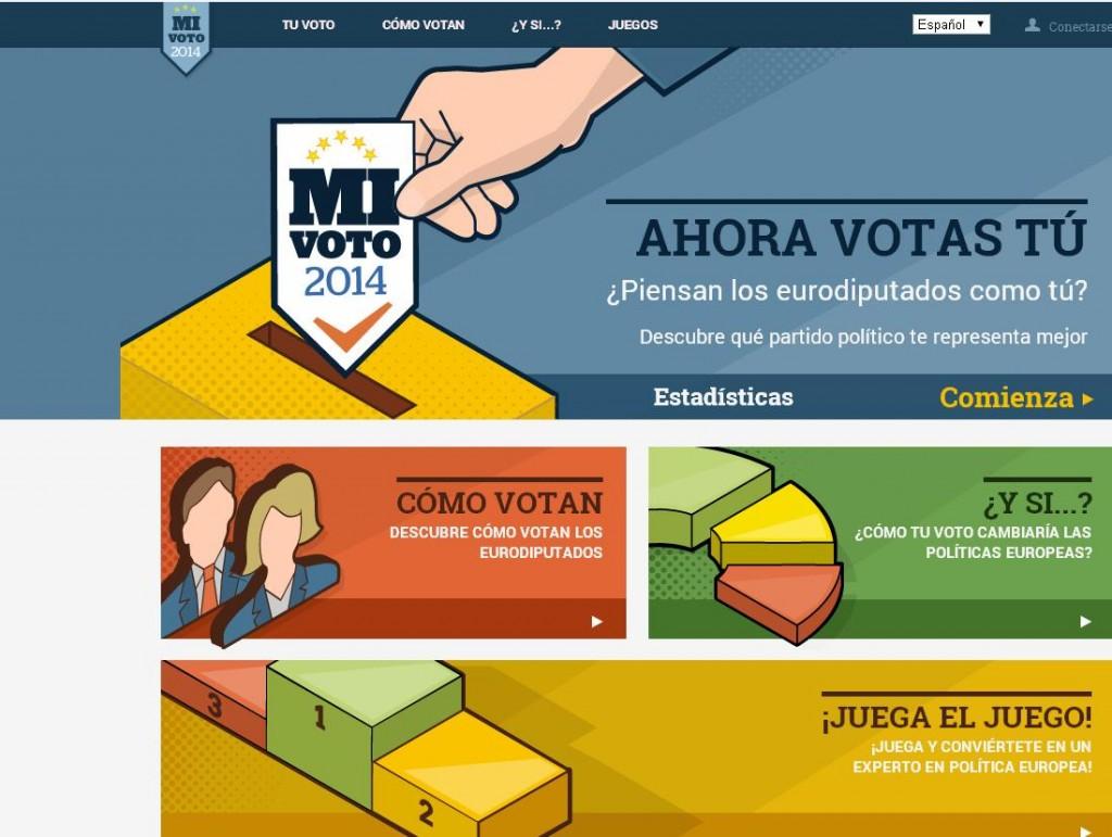ahora votas tu
