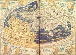 Aquí teniu la visió grega d'un geògraf grec del món que coneixia.