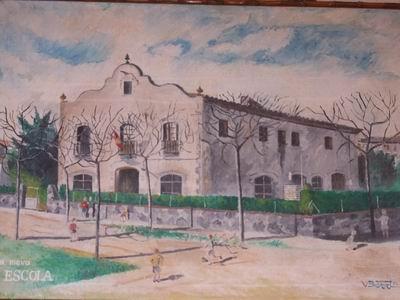 """""""El bloc del Granés""""  L'origen de l'escola"""