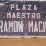 Placa Ramon Macip