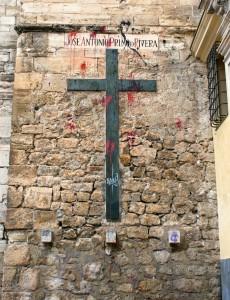 Homenaje a José Antonio Primo de Rivera en la Catedral de Cuenca