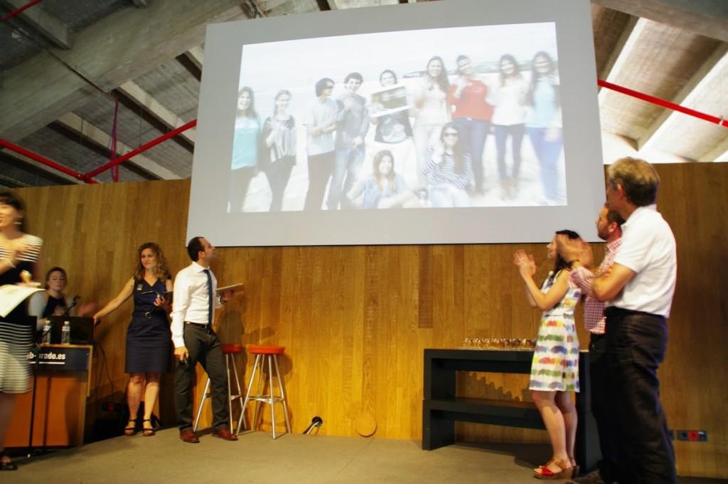 Non omnis moriar a Madrid: VIII Premis Edublogs Espiral