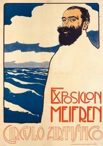 Exposición Meifrèn(1902) Francisco de Cidón