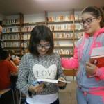 Dia de la biblioteca 2013