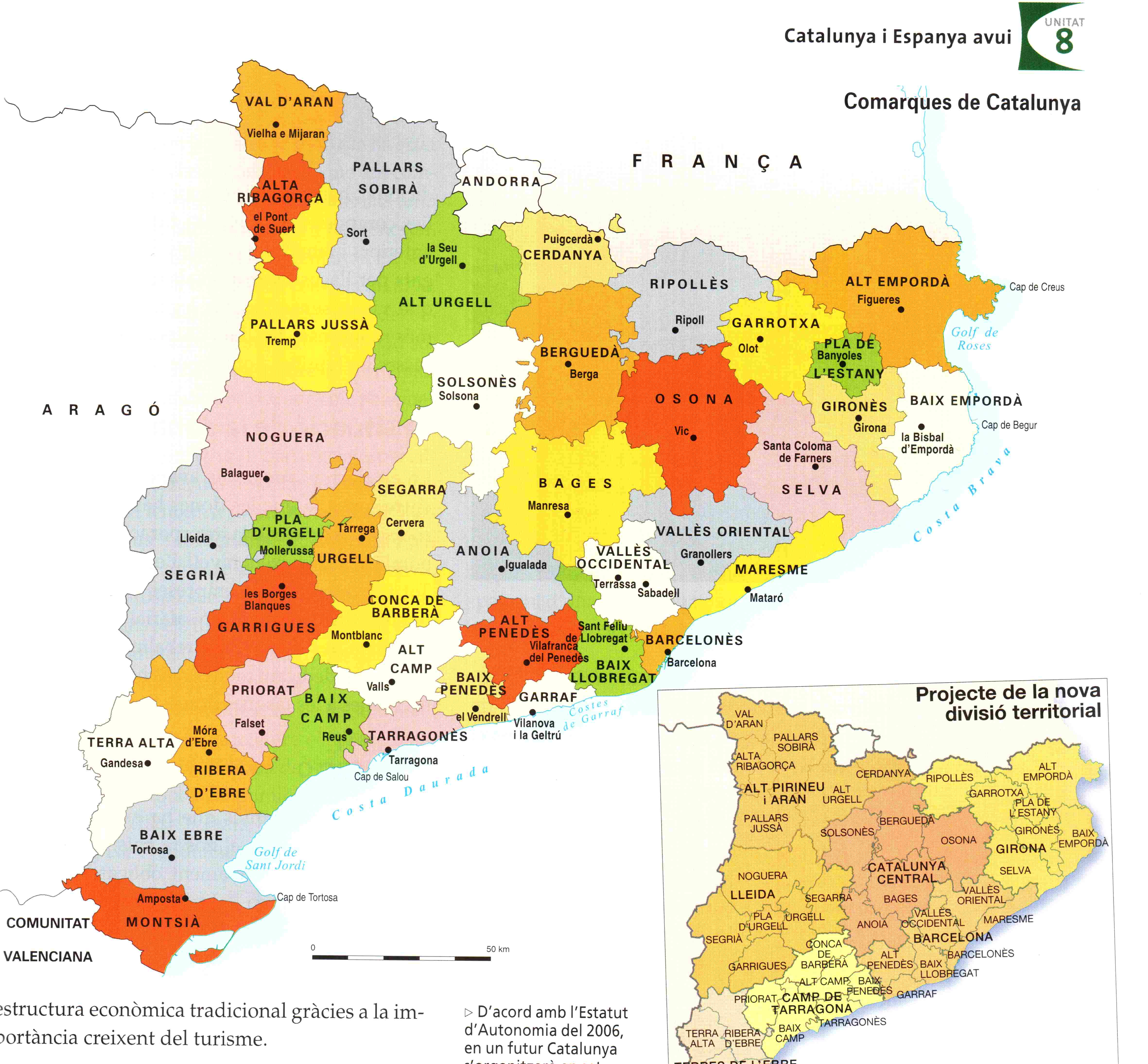 Les Masies de Voltreg comarca de Osona  Many languages  one