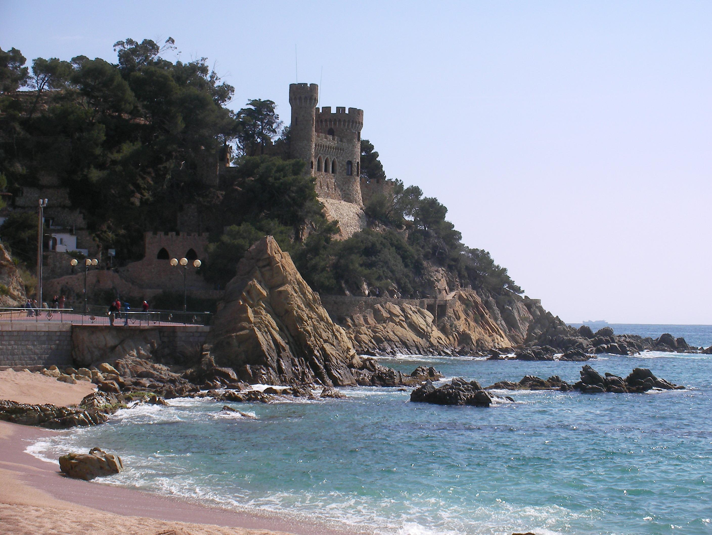 Castell de Lloret de Mar