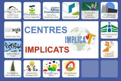 Centres implicats