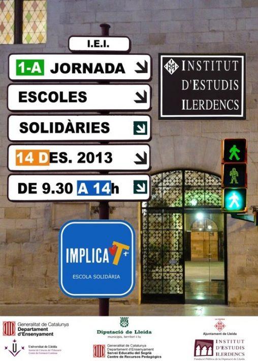 1a Jornada d'Escoles Solidàries