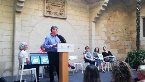 Presentació a Lleida de 'Benvolgut setembre', nou conte del projecte Implica't en Braille