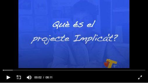 Què és el projecte Implica't+?