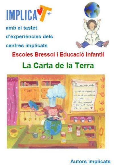Implica't+ amb el tastet d'experiències d'educació infantil