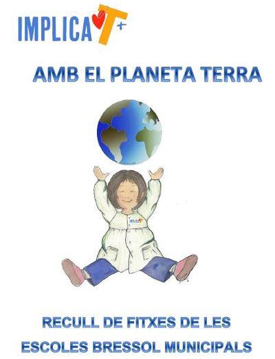 Implica't+ amb el planeta Terra