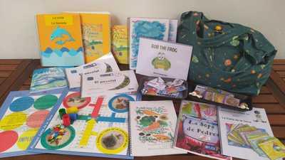 Maleta pedagògica d'Educació Infantil