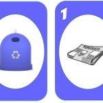 Implica't+ amb el joc de l'UNO del reciclatge
