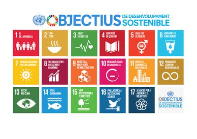 Implica't+ amb una pàgina web divulgativa sobre l'Agenda 2030