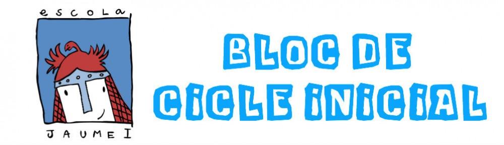 Escola Jaume I – Bloc del Cicle Inicial