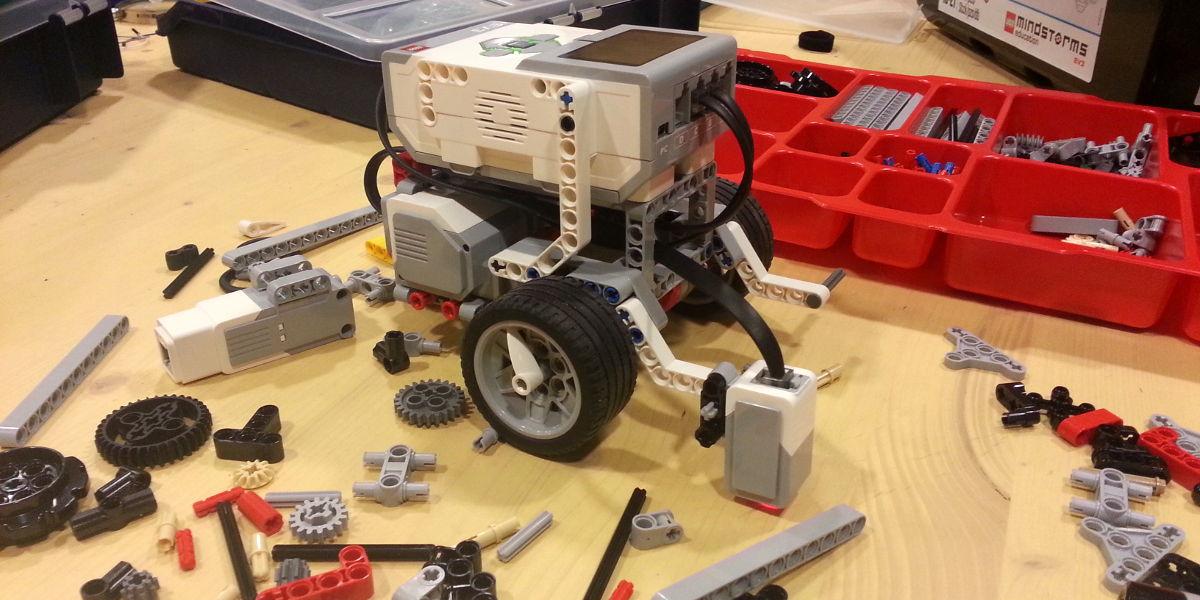 robotica lego