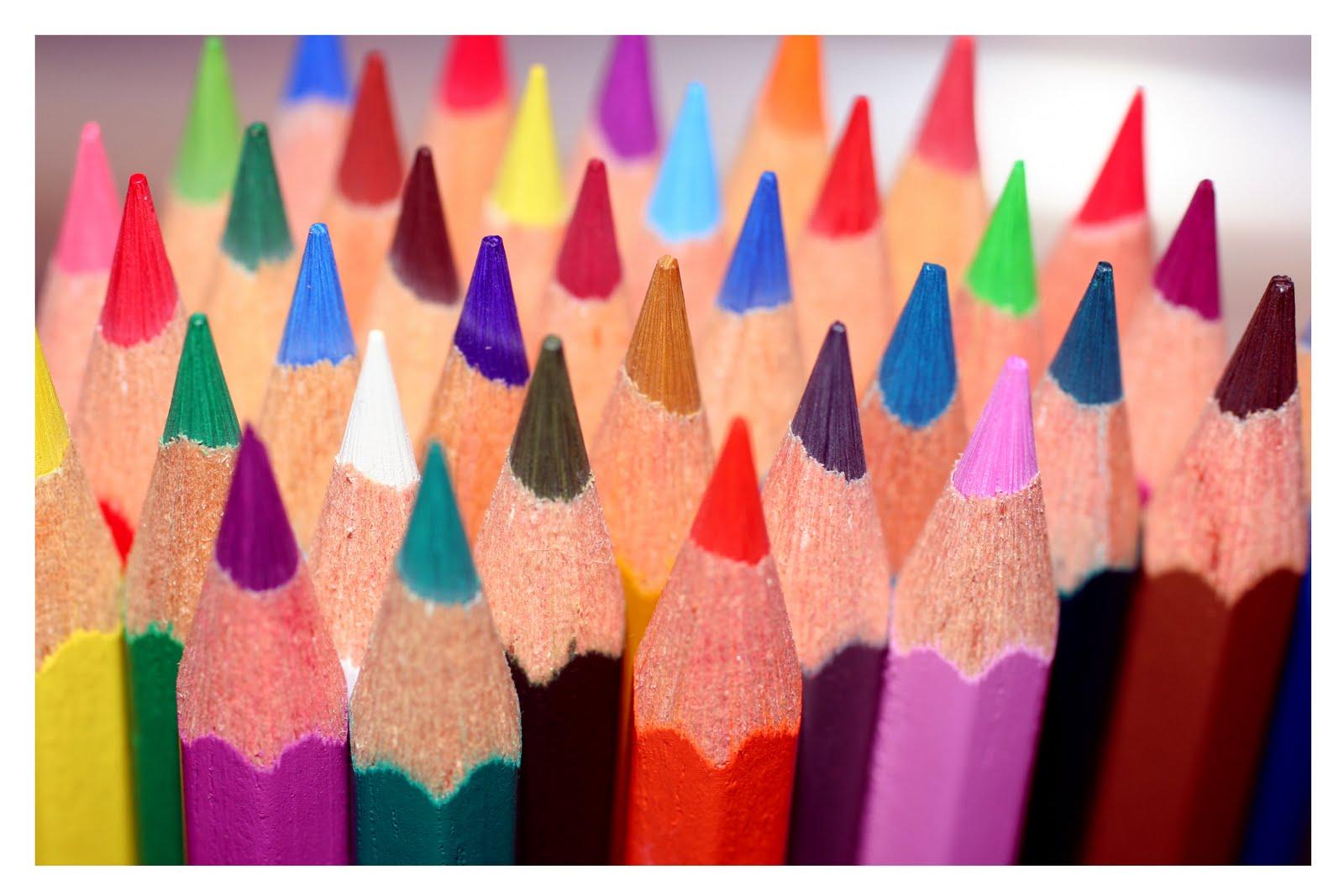 Resultat d'imatges de llapis de colors