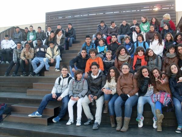 Cosmocaixa 2012