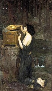 John William Waterhouse, 1896