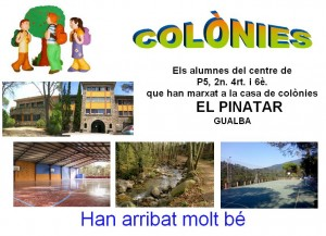 colonies abril 16