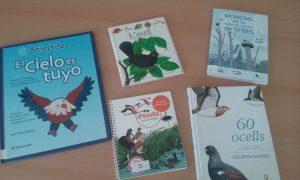 Llibres ocells- Natura
