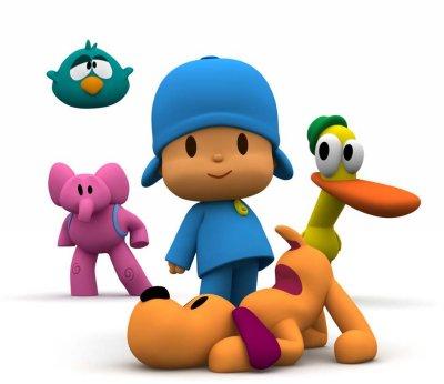 Pocoyo i tots els seus amics