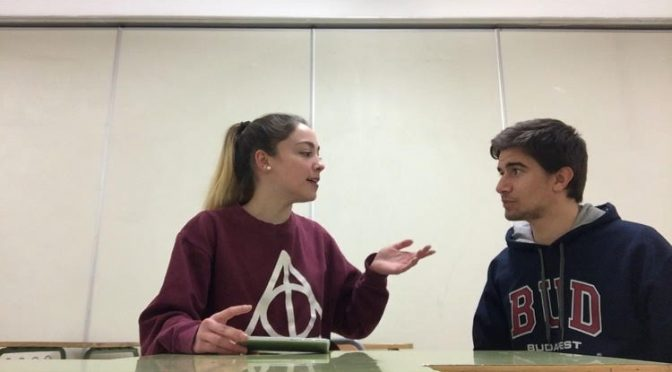ENTREVISTA A JORDI GONZÁLEZ, EXPERIÈNCIA DE ESTUDIAR 1 ANY A TEXAS.