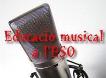 Educacio musical a ESO