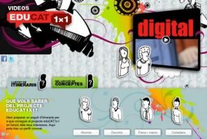 Vídeos del Projecte eduCAT1x1
