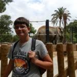 visita al zoo 1r C203