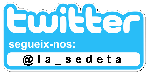 Twitter @la_sedeta