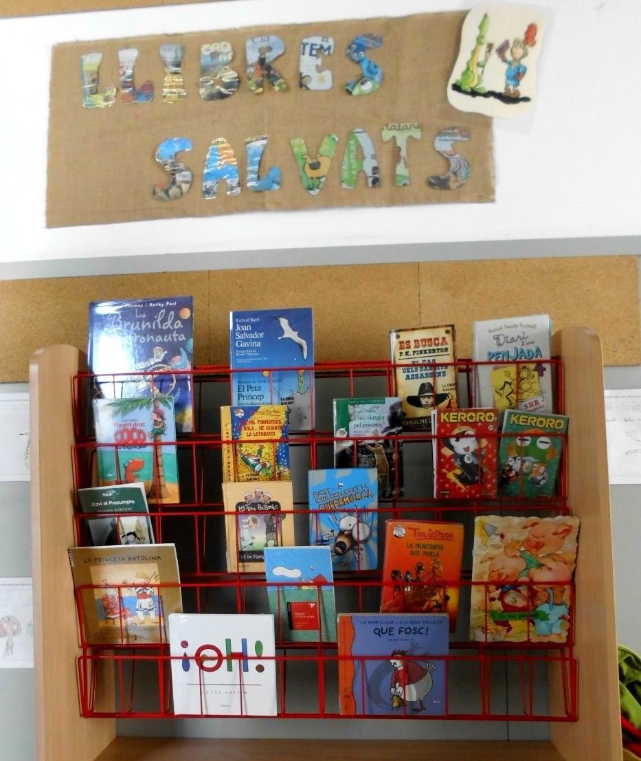 llibres salvats 2014