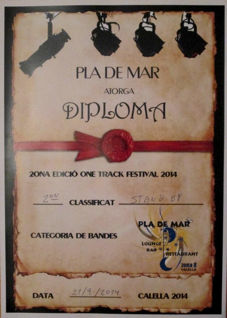 Diploma SB