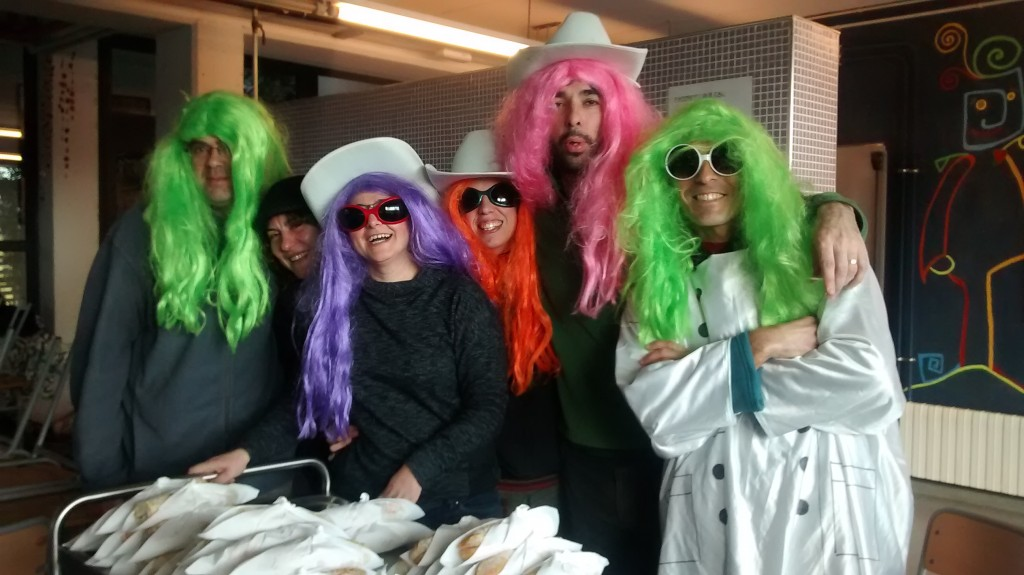 comissió solidària de carnaval