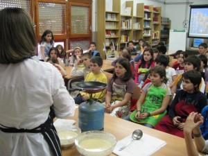 Atelier de crêpes