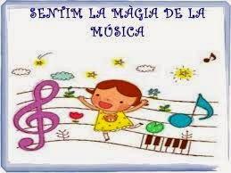 sentim la màgia de la música