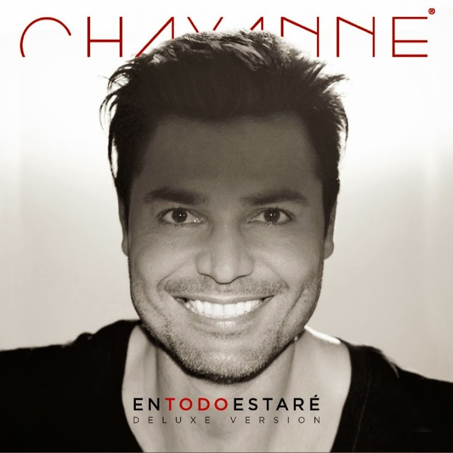 "Chayanne, portada de l'àlbum ""En todo estaré"""