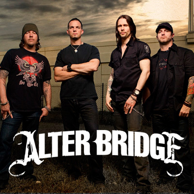 "Grup ""Alter Bridge"""