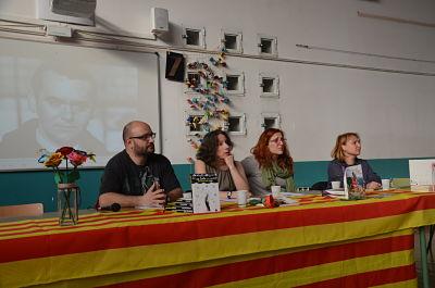 Conferència d'escriptors/es de La Llagosta