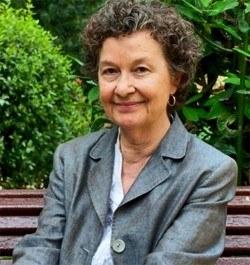 L'escriptora Maria Barbal