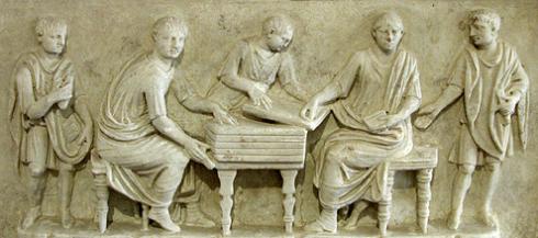 Representació dels hereus en un testament.