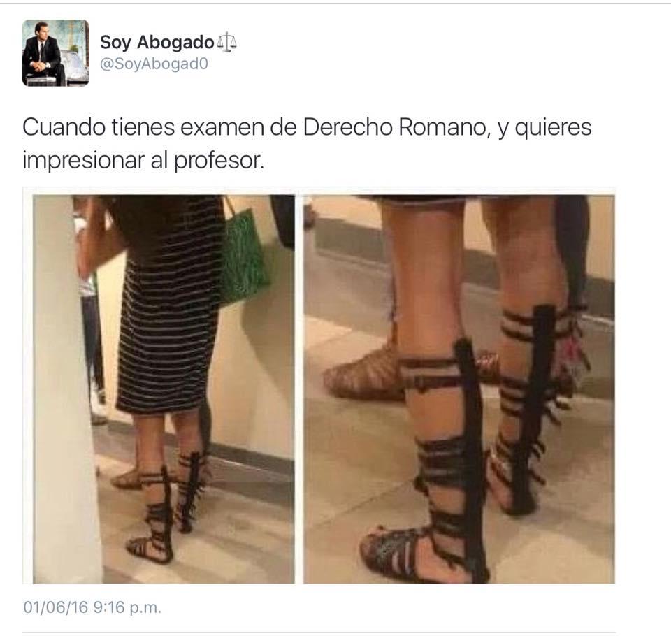 Memes-juridicos-chanclas-de-gladiador-romano-1