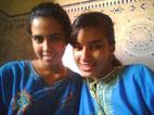 foto de Nasiha i Nadia al Marroc