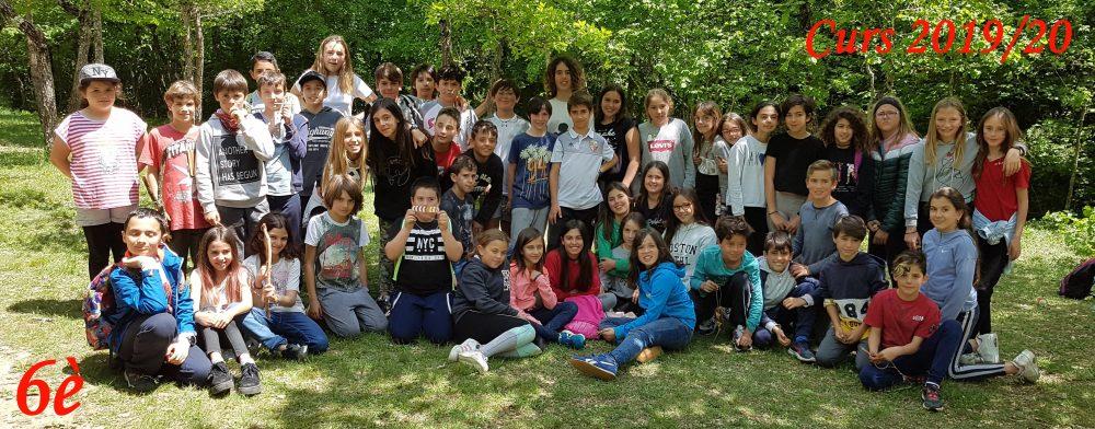 Escola Marià Manent, 6è