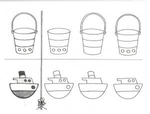 cubell vaixell amb xemeneia