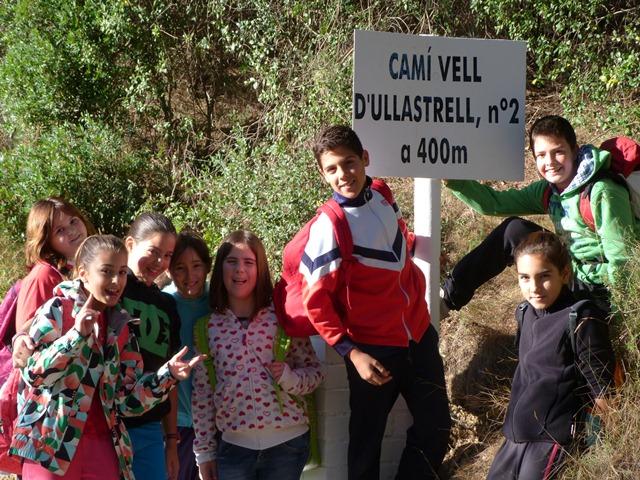 Cami d'Ullastrell