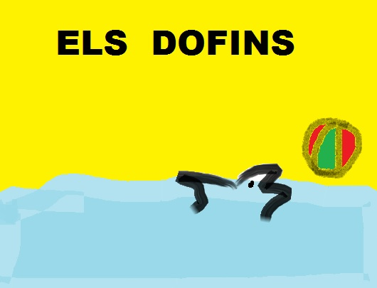 DIBUIX ELS DOFINS